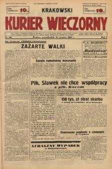 Krakowski Kurier Wieczorny. 1937, nr148