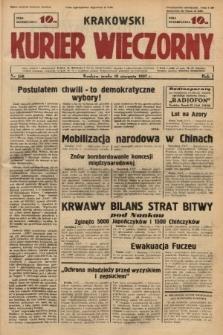 Krakowski Kurier Wieczorny. 1937, nr150