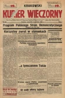 Krakowski Kurier Wieczorny. 1937, nr165
