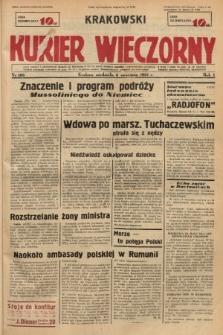 Krakowski Kurier Wieczorny. 1937, nr168