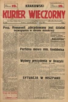 Krakowski Kurier Wieczorny. 1937, nr169