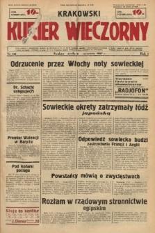 Krakowski Kurier Wieczorny. 1937, nr171