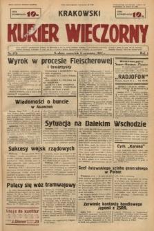 Krakowski Kurier Wieczorny. 1937, nr172