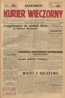 Krakowski Kurier Wieczorny. 1937, nr174