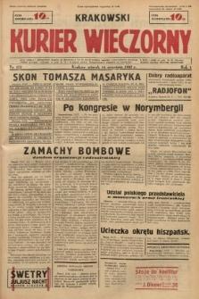 Krakowski Kurier Wieczorny. 1937, nr177
