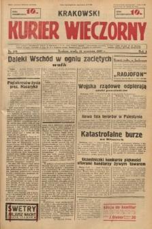 Krakowski Kurier Wieczorny. 1937, nr178