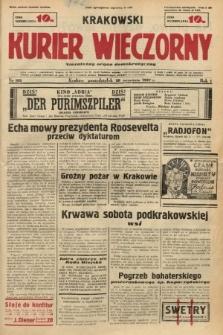 Krakowski Kurier Wieczorny : niezależny organ demokratyczny. 1937, nr183