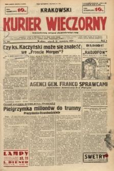 Krakowski Kurier Wieczorny : niezależny organ demokratyczny. 1937, nr184