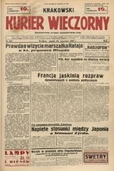 Krakowski Kurier Wieczorny : niezależny organ demokratyczny. 1937, nr187