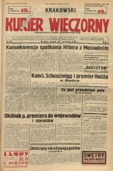 Krakowski Kurier Wieczorny : niezależny organ demokratyczny. 1937, nr191