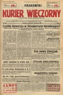 Krakowski Kurier Wieczorny : niezależny organ demokratyczny. 1937, nr192