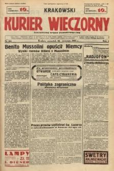 Krakowski Kurier Wieczorny : niezależny organ demokratyczny. 1937, nr193