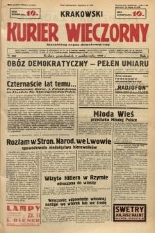Krakowski Kurier Wieczorny : niezależny organ demokratyczny. 1937, nr197
