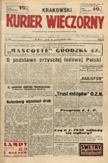 Krakowski Kurier Wieczorny : niezależny organ demokratyczny. 1937, nr199