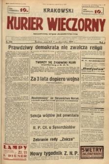 Krakowski Kurier Wieczorny : niezależny organ demokratyczny. 1937, nr200