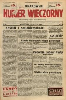 Krakowski Kurier Wieczorny : niezależny organ demokratyczny. 1937, nr201