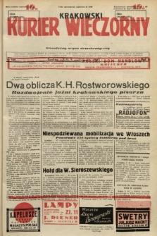 Krakowski Kurier Wieczorny : niezależny organ demokratyczny. 1937, nr202
