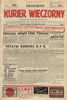 Krakowski Kurier Wieczorny : niezależny organ demokratyczny. 1937, nr203
