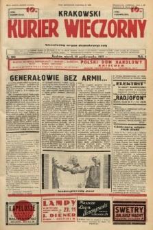 Krakowski Kurier Wieczorny : niezależny organ demokratyczny. 1937, nr205