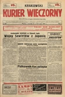Krakowski Kurier Wieczorny : niezależny organ demokratyczny. 1937, nr207