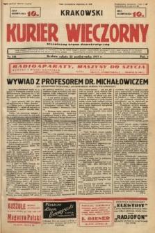 Krakowski Kurier Wieczorny : niezależny organ demokratyczny. 1937, nr216