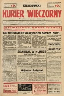 Krakowski Kurier Wieczorny : niezależny organ demokratyczny. 1937, nr218
