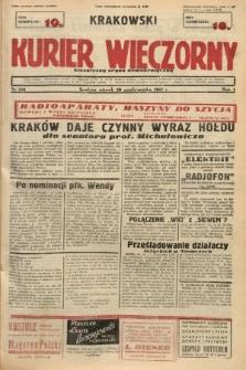 Krakowski Kurier Wieczorny : niezależny organ demokratyczny. 1937, nr219