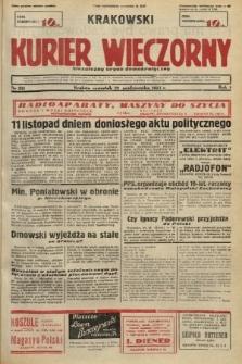Krakowski Kurier Wieczorny : niezależny organ demokratyczny. 1937, nr221