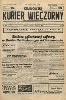 Krakowski Kurier Wieczorny : niezależny organ demokratyczny. 1937, nr225