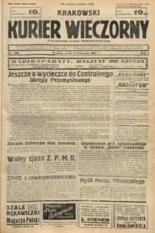 Krakowski Kurier Wieczorny : niezależny organ demokratyczny. 1937, nr226