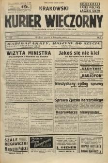 Krakowski Kurier Wieczorny : niezależny organ demokratyczny. 1937, nr228