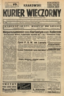 Krakowski Kurier Wieczorny : niezależny organ demokratyczny. 1937, nr230