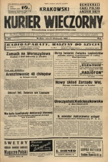 Krakowski Kurier Wieczorny : niezależny organ demokratyczny. 1937, nr232