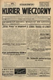 Krakowski Kurier Wieczorny : niezależny organ demokratyczny. 1937, nr233