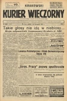 Krakowski Kurier Wieczorny : niezależny organ demokratyczny. 1937, nr236