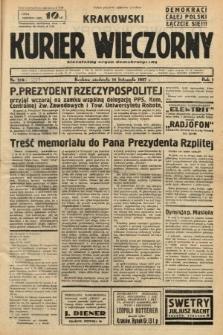 Krakowski Kurier Wieczorny : niezależny organ demokratyczny. 1937, nr237