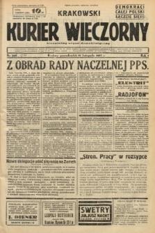 Krakowski Kurier Wieczorny : niezależny organ demokratyczny. 1937, nr238
