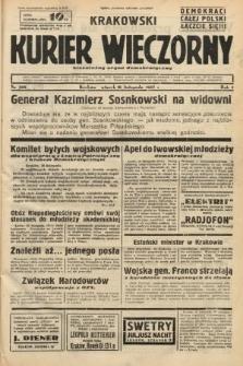 Krakowski Kurier Wieczorny : niezależny organ demokratyczny. 1937, nr239