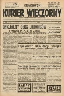 Krakowski Kurier Wieczorny : niezależny organ demokratyczny. 1937, nr247