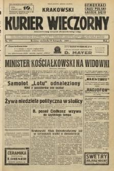 Krakowski Kurier Wieczorny : niezależny organ demokratyczny. 1937, nr251
