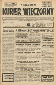 Krakowski Kurier Wieczorny : niezależny organ demokratyczny. 1937, nr254