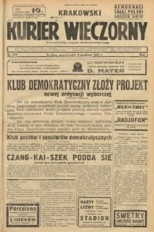 Krakowski Kurier Wieczorny : niezależny organ demokratyczny. 1937, nr259