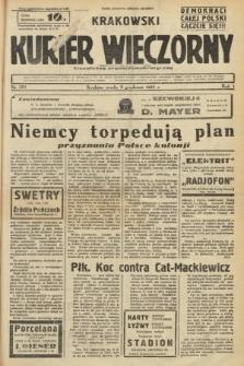 Krakowski Kurier Wieczorny : niezależny organ demokratyczny. 1937, nr261