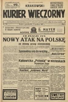 Krakowski Kurier Wieczorny : niezależny organ demokratyczny. 1937, nr266