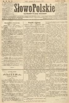 Słowo Polskie (wydanie poranne). 1907, nr18