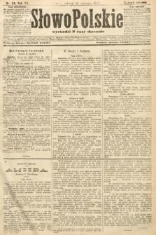 Słowo Polskie (wydanie poranne). 1907, nr24