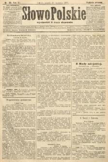Słowo Polskie (wydanie poranne). 1907, nr30