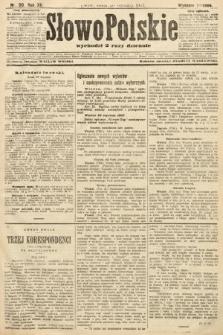 Słowo Polskie (wydanie poranne). 1907, nr50