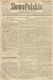 Słowo Polskie (wydanie poranne). 1907, nr52