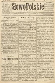 Słowo Polskie (wydanie poranne). 1907, nr54